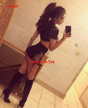 Aureline independent escort